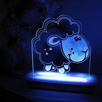 Woolsey Sheep Night Light