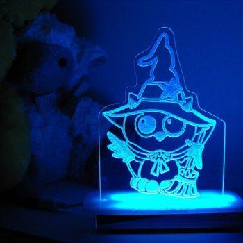 Hoot Toot Owl Night Light