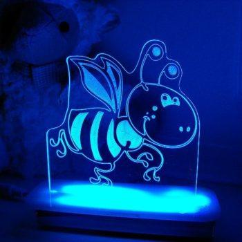 Hunny Bee Night Light