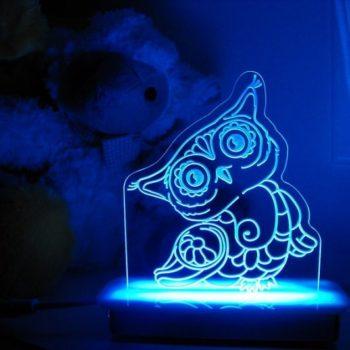 Owla Owl Night Light